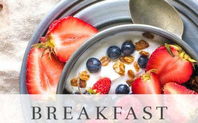 Breakfast Sample Post